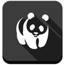 wwf, World wide fund for nature DarkSlateGray icon