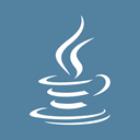 Coffee, Java SteelBlue icon