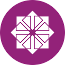 Centos, Cent os DarkMagenta icon