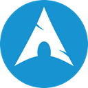 Archlinux, Arch linux DodgerBlue icon