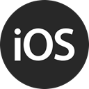 ipad, Apple, ios, ipod DarkSlateGray icon