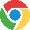 Browser, chrome Crimson icon