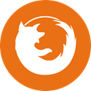 Firefox, Fire fox, firefox os, Browser Chocolate icon