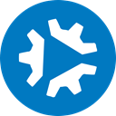 kubuntu DarkCyan icon