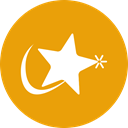 Mandriva Orange icon