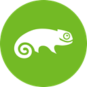 Opensuse, Open suse OliveDrab icon