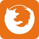 firefox os, Fire fox, Firefox, Browser Chocolate icon