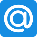 mail.ru, Mailru DodgerBlue icon