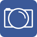 photobucket, Photo bucket DarkSlateBlue icon
