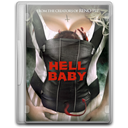 hell, baby DarkSlateGray icon