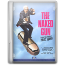 Gun, naked, the LightBlue icon