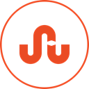 Stumbleupon Black icon