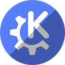 Kde SteelBlue icon