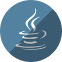 Java SteelBlue icon