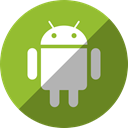 Android OliveDrab icon