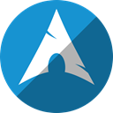 Archlinux Teal icon