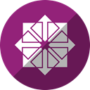 Centos Purple icon