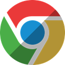 google, chrome, Browser Peru icon