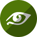 linux, Foresight DarkOliveGreen icon