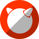 Freebsd OrangeRed icon