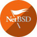 Netbsd SaddleBrown icon