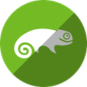Opensuse OliveDrab icon