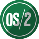 os/2, os two, Os 2 DarkSlateGray icon