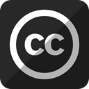 Common, Cc, creative DarkSlateGray icon