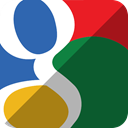 bookmarks, google DarkGreen icon