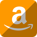 Amazon DarkGoldenrod icon