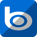 Bing DodgerBlue icon