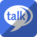 talk, google DarkSlateBlue icon