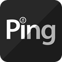 ping DarkSlateGray icon