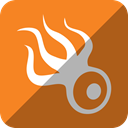 Squidoo DarkOrange icon