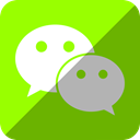 Wechat OliveDrab icon