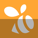 App, swarm Goldenrod icon