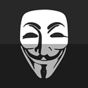 anonymous DarkSlateGray icon