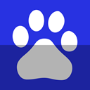 Baidu RoyalBlue icon