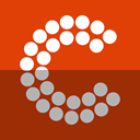 Coroflot OrangeRed icon