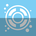 Design, Float LightSkyBlue icon