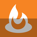 Feedburner DarkOrange icon