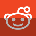 Reddit Brown icon