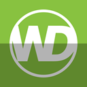 webdiscover YellowGreen icon