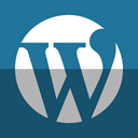 Wordpress DarkSlateGray icon