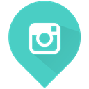 Instagram, Camera, Pictures, photography, photos MediumTurquoise icon