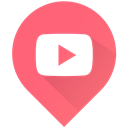 play, youtube, Social Salmon icon