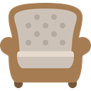 Chair, Armchair, swing, Household Silver icon