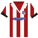 Atletico, madrid Firebrick icon