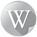 wikipedia, Mirror, Wiki Silver icon