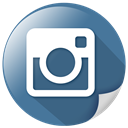 Instagram, photograph, Logo, Pictures, photos DarkSlateBlue icon